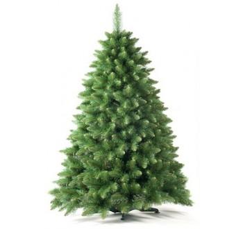 Přírodní borovice široká 220 cm