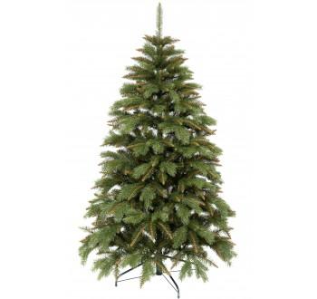 Umělý vánoční stromek - Smrk Tajga 120 cm PE + PVC