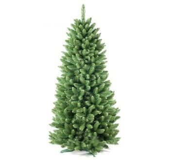 Umělý vánoční stromek - Smrk přírodní úzký 250 cm