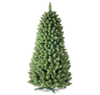 Umělý vánoční stromek - Borovice natural úzká 220 cm