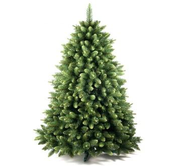 Zrušené produkty - Umělý vánoční stromek - Borovice zelená 150 cm