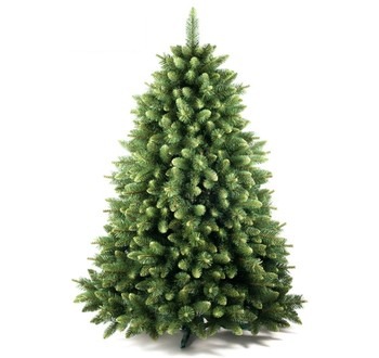 Zrušené produkty - Umělý vánoční stromek - Borovice zelená 220 cm