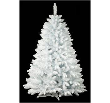 Borovice - bílá - Umělý vánoční stromek - Borovice bílá 220 cm