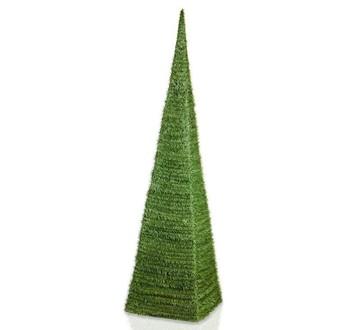 Umělý vánoční stromek - Pyramida 100 cm