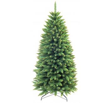 Umělý vánoční stromek - Smrk přírodní úzký 220 cm