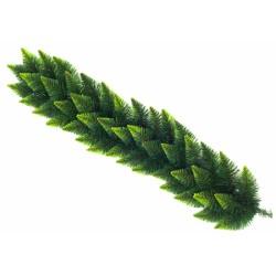 Vánoční dekorace - girlanda zelená 100 cm