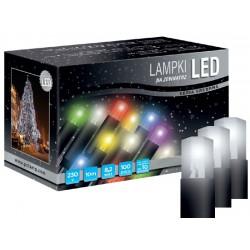 LED osvětlení univerzální - klasická, st. bílá, 10 m