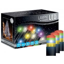 LED osvětlení univerzální - klasická, RGB, 10 m