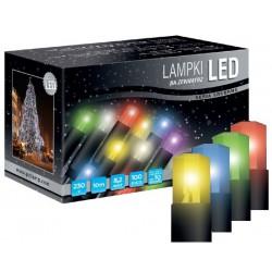 LED osvětlení univerzální - klasická, multicolor, 10 m