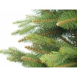 Umělý vánoční stromek - Smrk Aljašský 220 cm PE+PVC