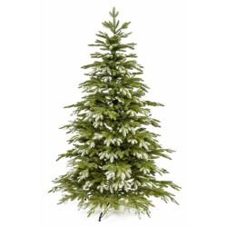 Umělý vánoční stromek - Smrk Alpský 220 cm PE