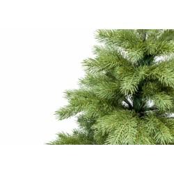 Umělý vánoční stromek - 3D jehličí - Jedle PE 180 cm