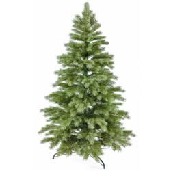 Umělý vánoční stromek - 3D jehličí - Jedle PE 220 cm