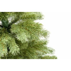 Umělý vánoční stromek - 3D jehličí - Jedle PE 130 cm
