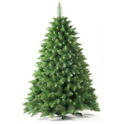 Umělý stromeček - Borovice přírodní široká 120 cm