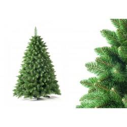 Detail jehličí umělé přírodní vánoční borovice