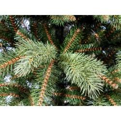 Umělý vánoční stromek - Smrk Tajga 220 cm PE + PVC