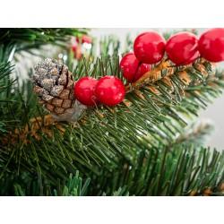 Umělý vánoční stromek - Borovice Berry 220 cm