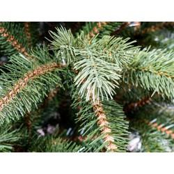 Umělý vánoční stromek - Smrk Tajga 250 cm PE + PVC
