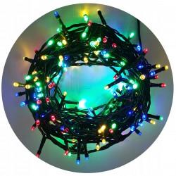 LED osvětlení vnitřní - multicolor 10 m, programátor