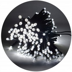 LED osvětlení univerzální - klasická, stud. bílá 15 m