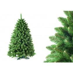 Umělý vánoční stromek - Borovice přírodní 220 cm
