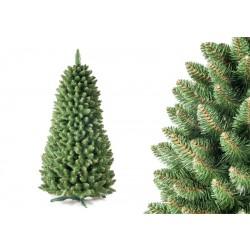 Umělý vánoční stromek - Borovice natural úzká 120 cm