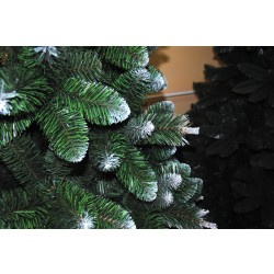 Umělý vánoční stromek - Borovice stříbrná 300 cm