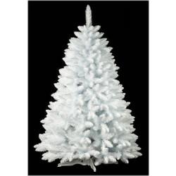 Umělý vánoční stromek - Borovice bílá 220 cm