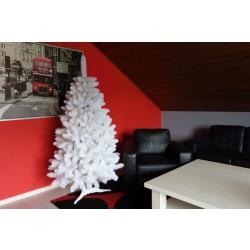 Umělý vánoční stromek - Borovice bílá 300 cm