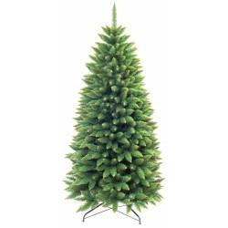 Umělý vánoční stromek - Smrk přírodní úzký 180 cm